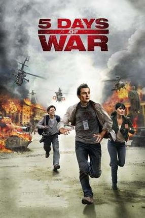 Poster: 5 Days of War
