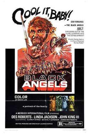 Poster: Black Angels... die sich selbst zerfleischen