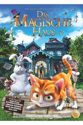 Poster: Das magische Haus