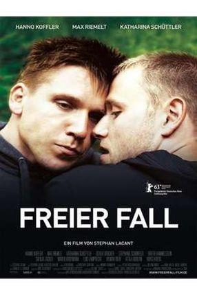 Poster: Freier Fall