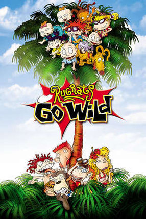Poster: Rugrats auf Achse