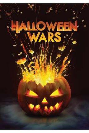 Poster: Halloween Wars