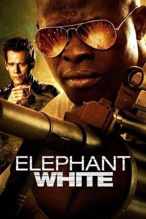 Poster: Elephant White
