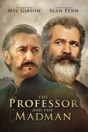 Poster: The Professor and the Madman