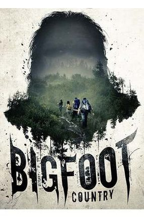 Poster: Bigfoot Country