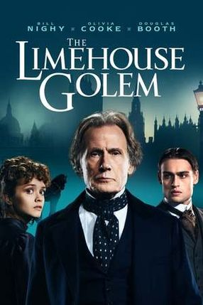Poster: The Limehouse Golem