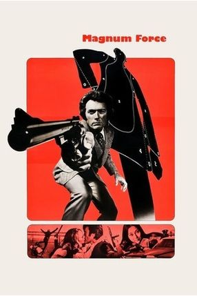 Poster: Dirty Harry II - Callahan