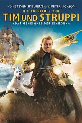 Poster: Die Abenteuer von Tim und Struppi - Das Geheimnis der Einhorn