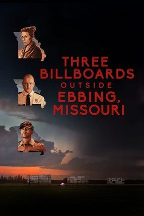 Poster: Three Billboards Outside Ebbing, Missouri