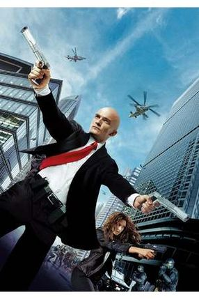 Poster: Hitman: Agent 47