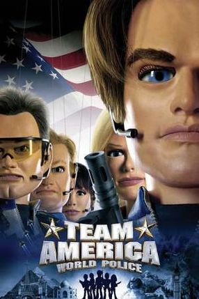 Poster: Team America: World Police