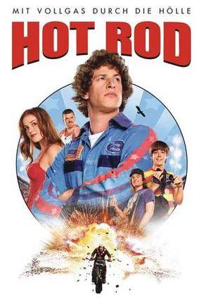 Poster: Hot Rod - Mit Vollgas durch die Hölle