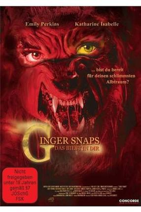 Poster: Ginger Snaps - Das Biest in dir
