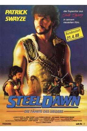 Poster: Steel Dawn - Die Fährte des Siegers