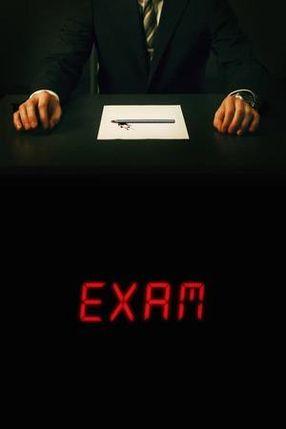 Poster: Exam - Tödliche Prüfung