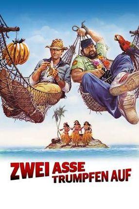 Poster: Zwei Asse trumpfen auf