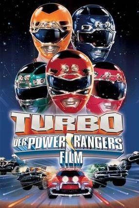 Poster: Turbo - Der Power Rangers Film