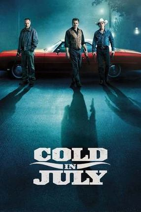 Poster: Cold in July