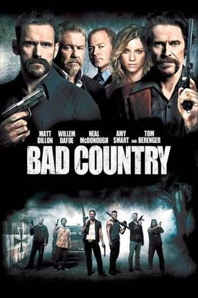 Poster: Bad Country