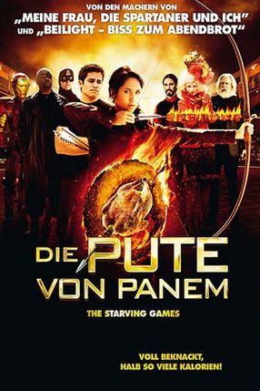 Poster: Die Pute von Panem - The Starving Games