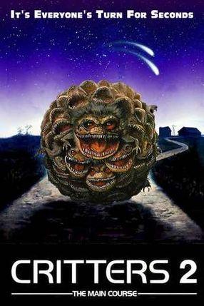Poster: Critters 2 - Sie kehren zurück