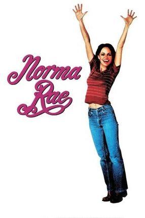 Poster: Norma Rae - Eine Frau steht ihren Mann