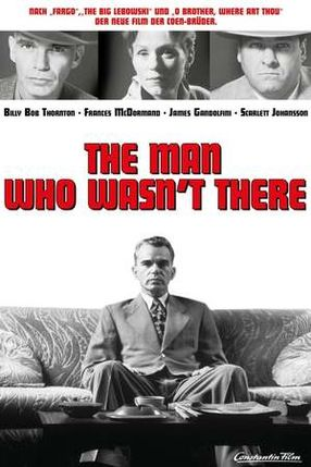 Poster: The Man Who Wasn't There