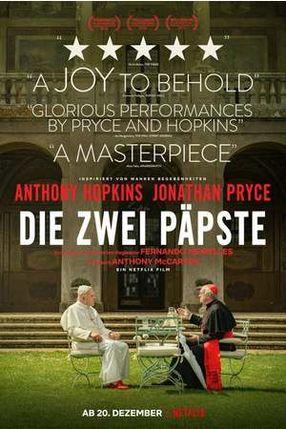 Poster: Die zwei Päpste