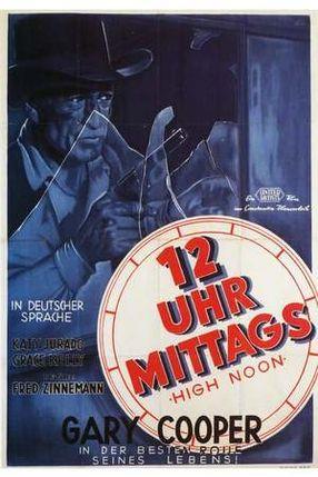 Poster: Zwölf Uhr mittags