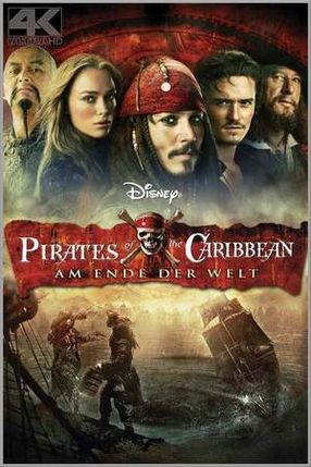 Poster: Pirates of the Caribbean - Am Ende der Welt
