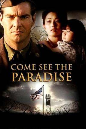 Poster: Komm und sieh das Paradies