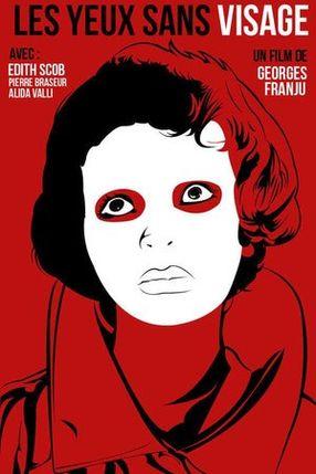 Poster: Augen ohne Gesicht