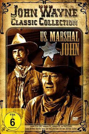 Poster: US Marshal John