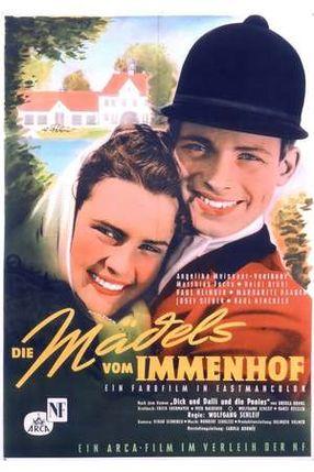 Poster: Die Mädels vom Immenhof