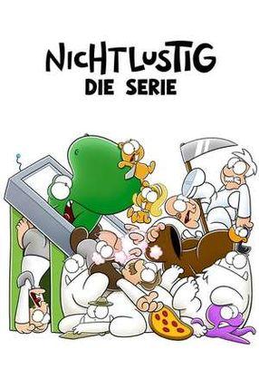 Poster: Nichtlustig - die Serie!