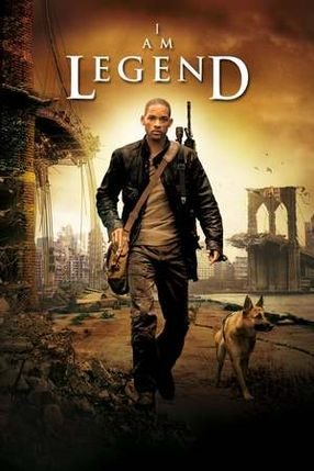 Poster: I Am Legend