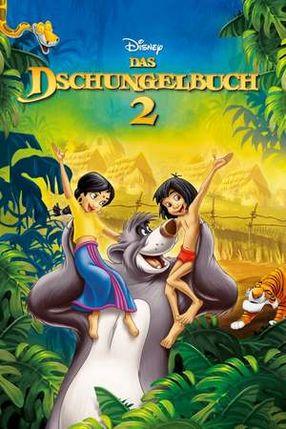 Poster: Das Dschungelbuch 2