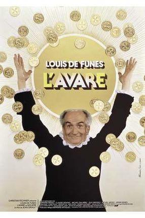 Poster: Louis, der Geizkragen