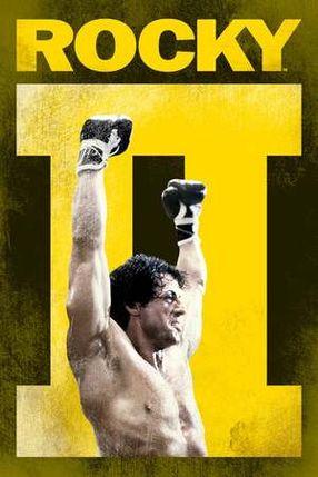 Poster: Rocky II