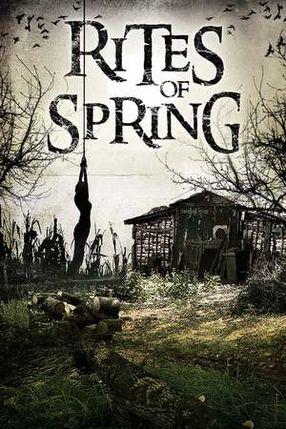 Poster: Rites of Spring