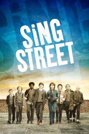 Poster: Sing Street