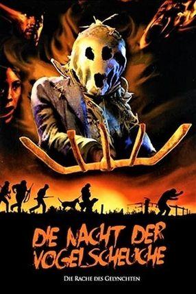 Poster: Die Rache des Gelynchten