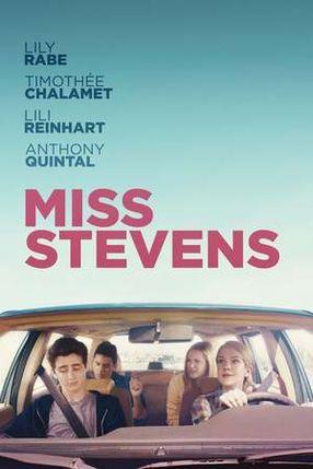 Poster: Miss Stevens