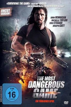 Poster: The Most Dangerous Game
