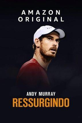 Poster: Andy Murray: Resurfacing
