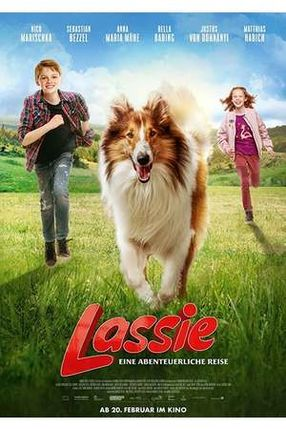 Poster: Lassie - Eine abenteuerliche Reise