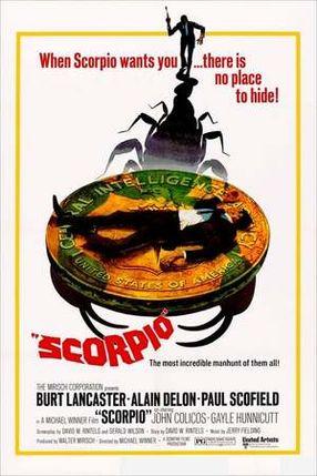 Poster: Scorpio, der Killer