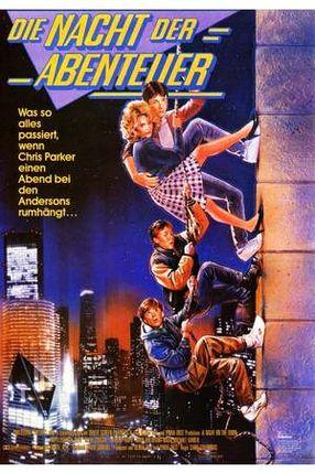 Poster: Die Nacht der Abenteuer