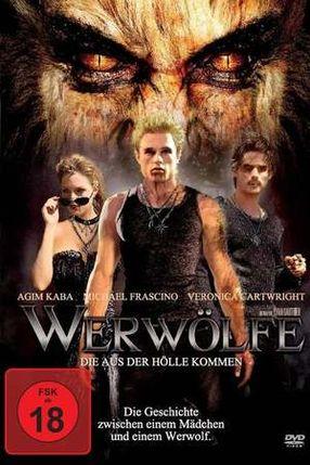 Poster: Werwölfe - Die aus der Hölle kommen