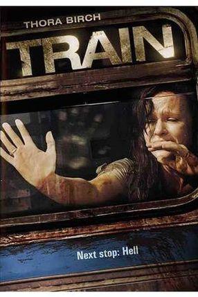 Poster: Train - Nächster Halt: Hölle